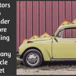 7 Factors To Consider Before Building A Company Vehicle Fleet by #NewToHR