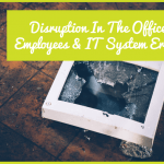 Disruption In The Office - Employees And It System Errors by newtohr.com