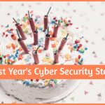 Last Years Cyber Security Stats by newtohr.com