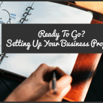 eady To Go - Setting Up Your Business Properly by #NewToHR