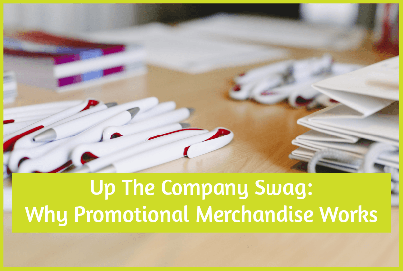 Why Promotional Merchandise Works by newtohr.com