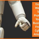 Easy Ways To Protect Your Business From Cyber Attacks by #NewToHR