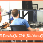How To Decide On Tech For Your Company by newtohr.com