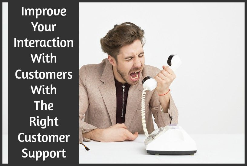 Improve Your Interaction With Customers With The Right Customer Support by newtohr.com
