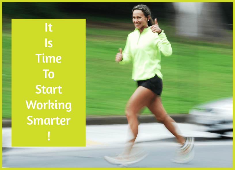 It Is Time To Start Working Smarter by newtohr.com