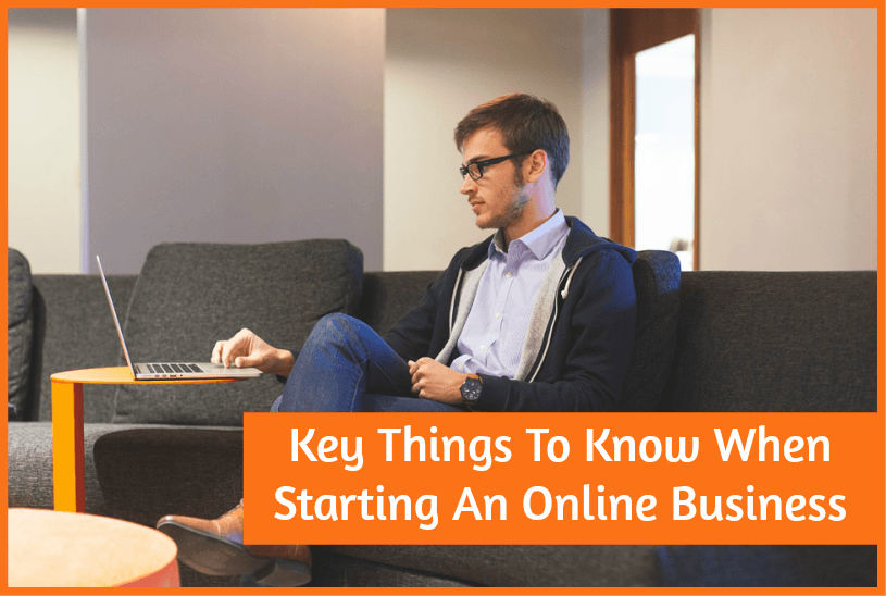 Key Things To Know When Starting An Online Business by newtohr.com