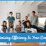 Maximising Efficiency In Your Company by newtohr.com
