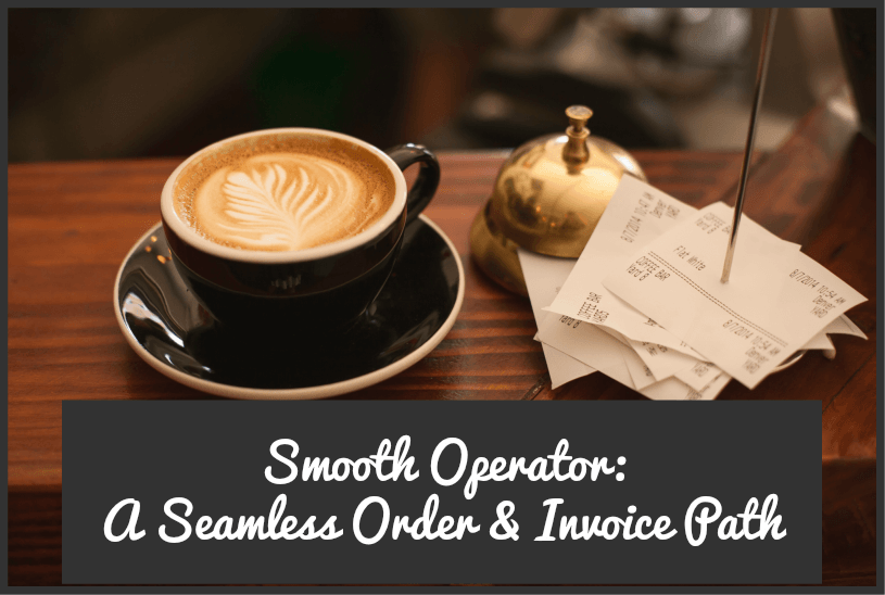 Smooth Operator - A Seamless Order And Invoice Path by newtohr.com