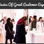 The Basics Of Great Customer Experience by newtohr.com