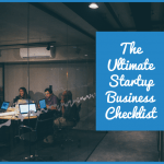 The Ultimate Startup Business Checklist by #NewToHR