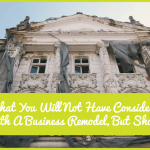 What You Will Not Have Considered With A Business Remodel - But Should by newtohr.com