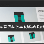 Where To Take Your Website Next Year by #NewToHR