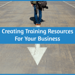 Creating Training Resources For Your Business by newtohr.com