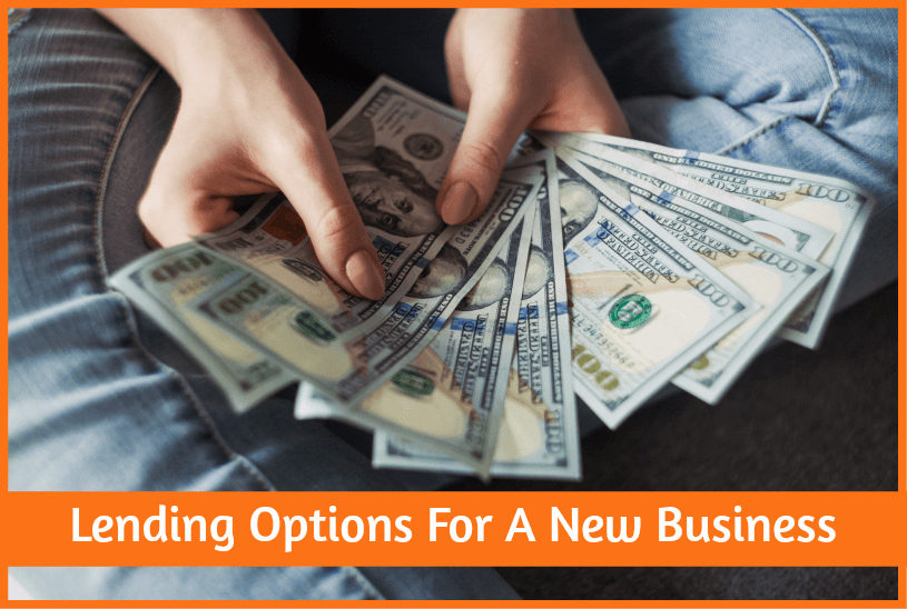 Lending Options For A New Business by newtohr.com