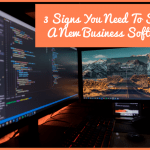 3 Signs You Need To Select A New Business Software by newtohr.com