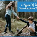 6 Types Of Help Your Business Needs by newtohr.com