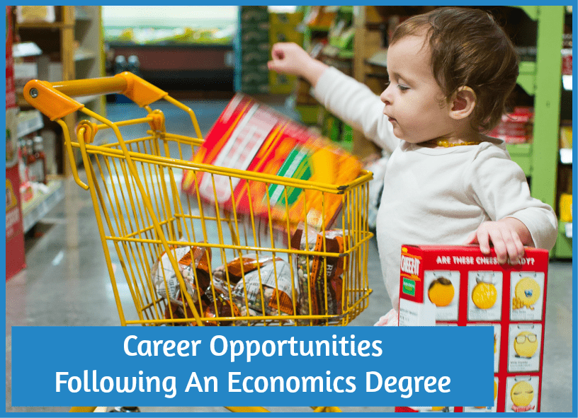 Career Opportunities Following An Economics Degree by newtohr.com