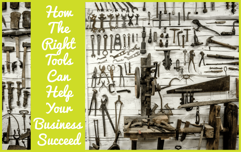 How The Right Tools Can Help Your Business Succeed by newtohr.com