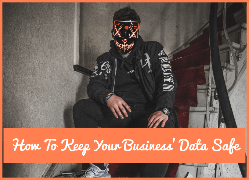 How To Keep Your Business Data Safe by newtohr.com