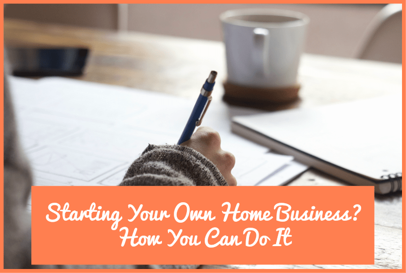 Starting Your Own Home Business How You Can Do It by #NewToHR