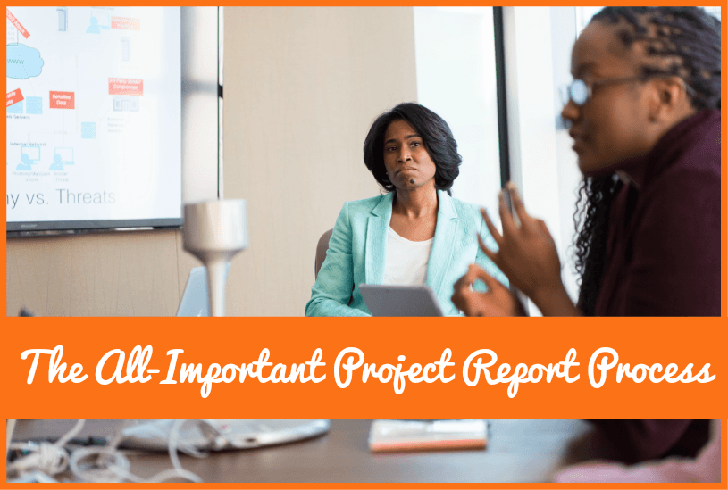 The All-Important Project Report Process by newtohr.com