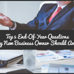 Top 5 End-Of-Year Questions Every New Business Owner Should Answer by newtohr.com
