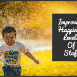 Improving Happiness Levels Of Staff by #NewToHR