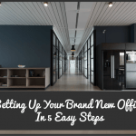 Setting Up Your Brand New Office In 5 Easy Steps by newtohr.com