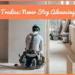 Tradies - Never Stop Advancing by newtohr.com