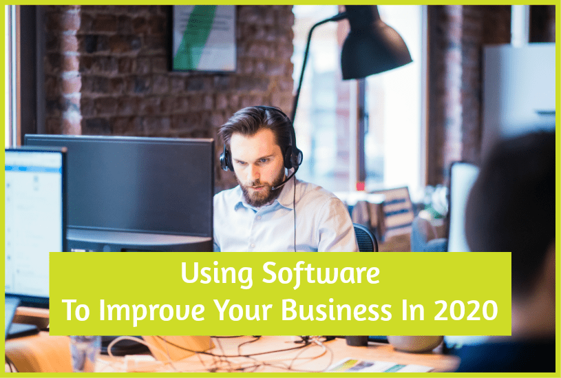 Using Software To Improve Your Business in 2020 by #NewToHR