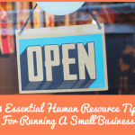 13 Essential Human Resource Tips For Running A Small Business by #NewToHR