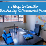 5 Things to Consider When Leasing A Commercial Premise by newtohr.com