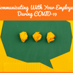 ommunicating With Your Employees During COVID-19 by #NewToHR