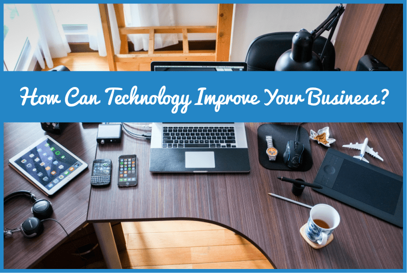 How Can Technology Improve Your Business by newtohr.com