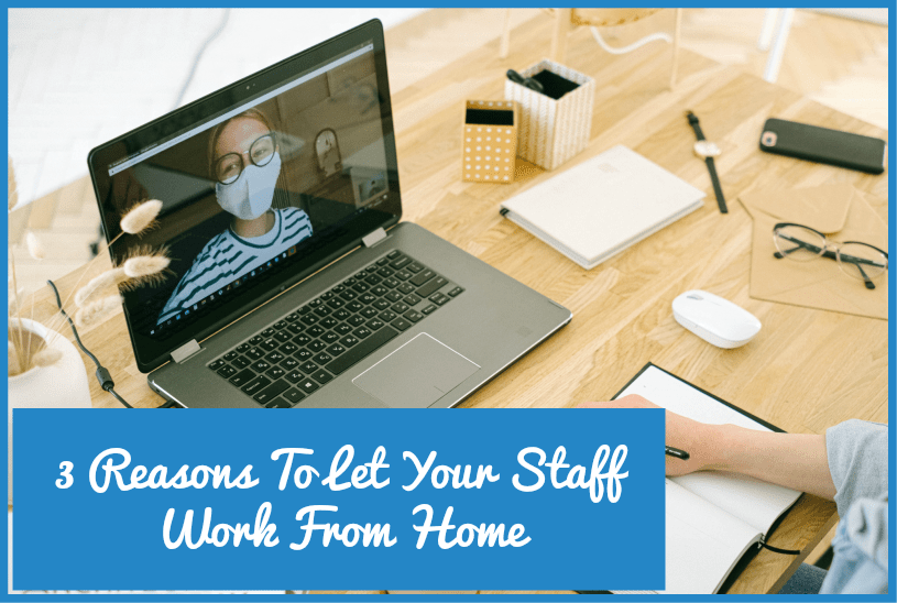 3 Reasons To Let Your Staff Work From Home by #NewToHR