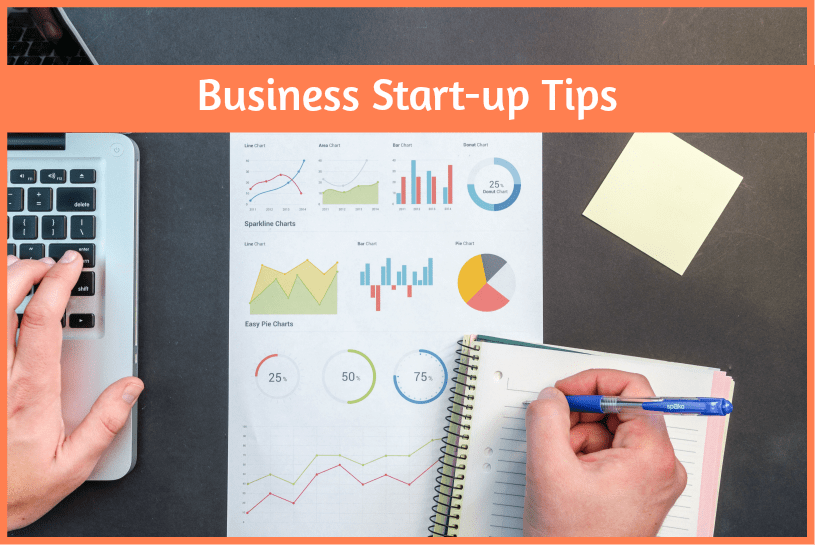 Business Start-up Tips by #NewToHR