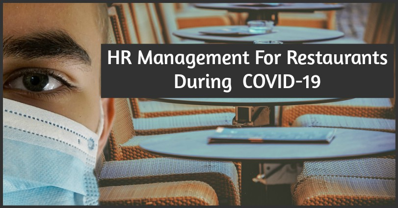 HR Management For Restaurants During COVID-19 by #NewToHR