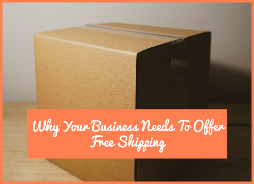 Why Your Business Needs To Offer Free Shipping by newtohr.com